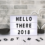Getting your Social Media ready for 2018.
